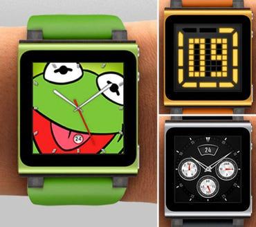 iPod nano watch faces - Jason O'Grady