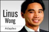 Linus Wong, Adaptec