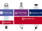 What is Microsoft's Dataflex and how does it tie in with Teams?