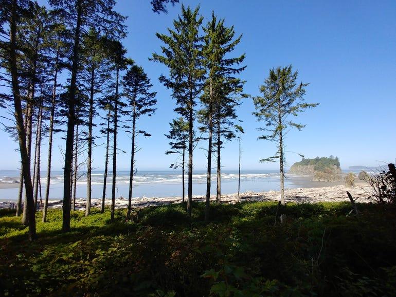 Ruby Bay, Washington