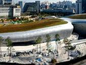 Seoul's new architectural icon: the Dongdaemun Design Plaza [PHOTOS]