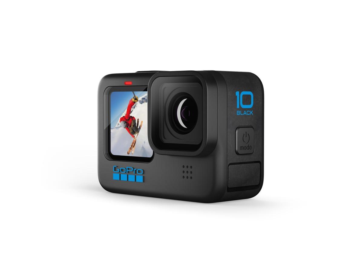 GoPro presenta la cámara de acción HERO10 Black