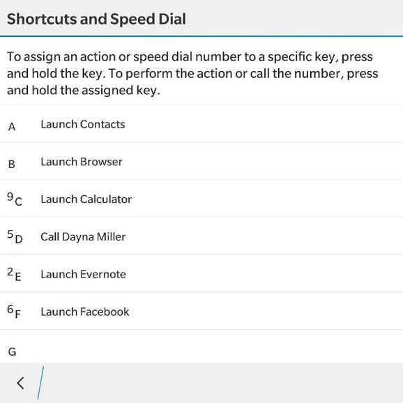 Create shortcuts now