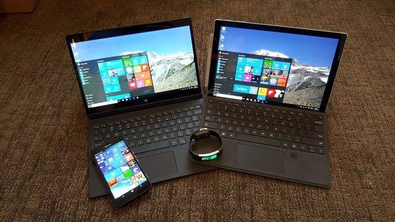 Microsoft mobile product lineup