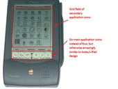 Proof that Apple's main iPad and iPhone interface has barely changed in 20 years (Gallery)