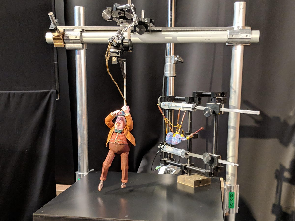 Behind The Scenes How Laika Creates High Tech Stop Motion Animation 11 Page 11 Zdnet