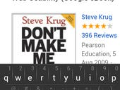 Don't make me type: It's holding back the mobile experience