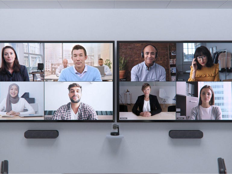 Microsoft to make hybrid meetings work better with new Teams features coming later this year
