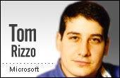 Tom Rizzo, Microsoft