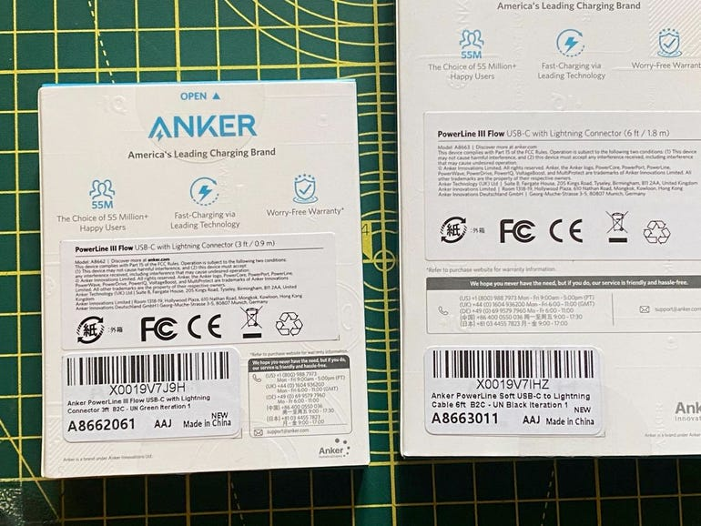 Anker PowerLine III Flow