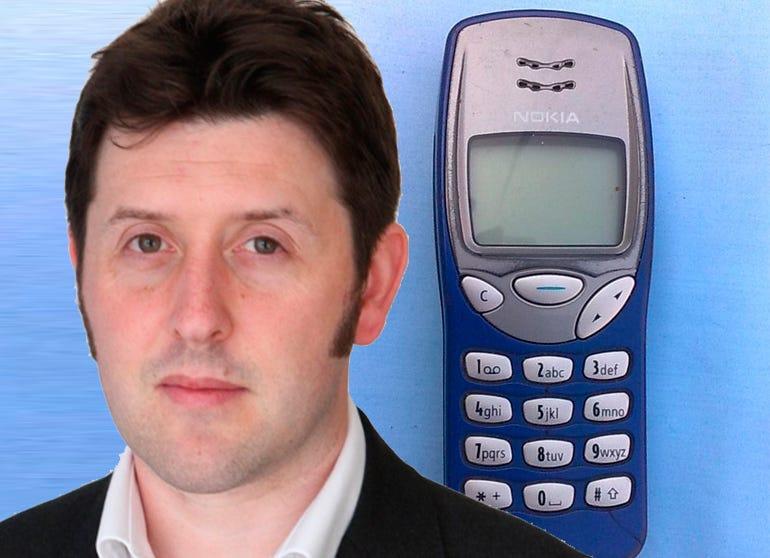 Steve Ranger, UK editor-in-chief