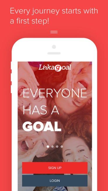 Pocket cheerleader Linkagoal, helps you reach your goals ZDNet
