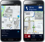 Nokia expands HERE mapping to broader Android market