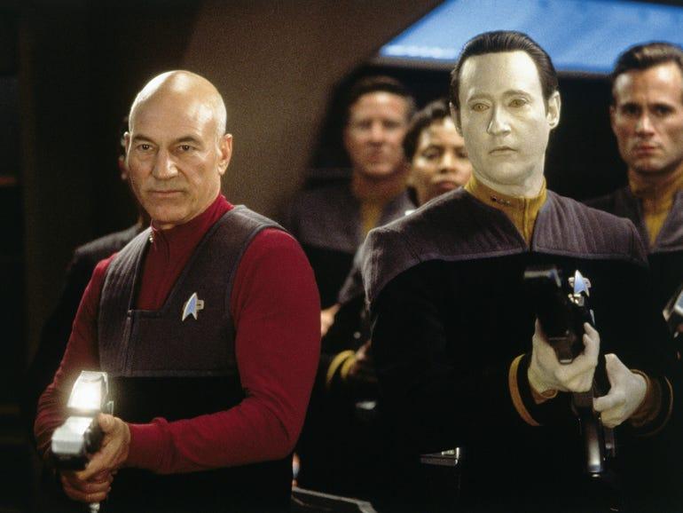 22. Star Trek: First Contact (1996)