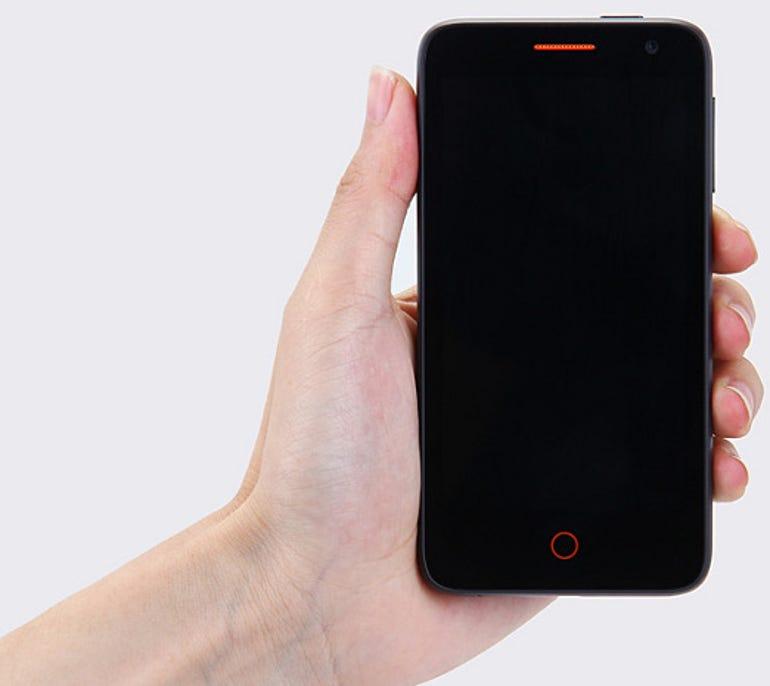 Flame, Mozilla's developer device. Image: Everbuying
