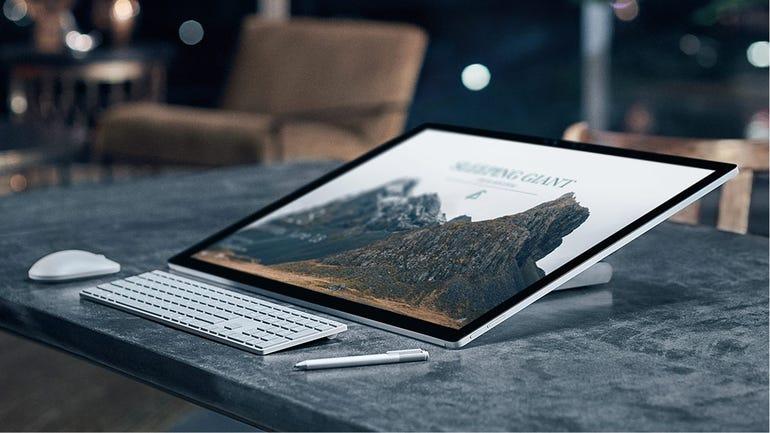 Microsoft's Surface Studio