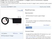 HP, Google recall Chromebook 11 chargers