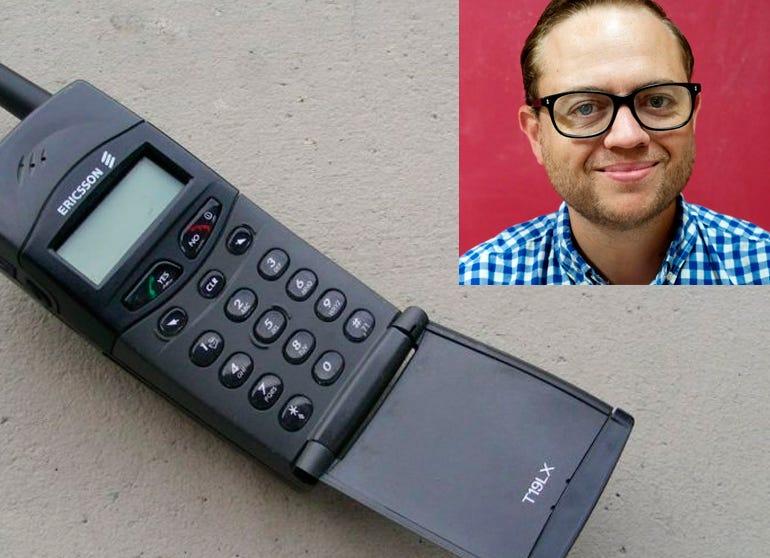 Jason Cipriani, Mobile tech and gagdet reporter