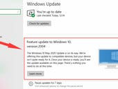 How to tell if your device is eligible for the Windows 10 May 2020 update