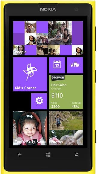 Windows Phone 8.1 customisable notifications?