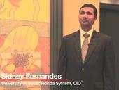 Video: Cloud platforms enable rapid development, says USF CIO Sidney Fernandes