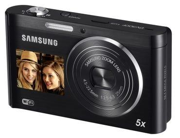 Samsung DualView DV300F image courtesy of Samsung