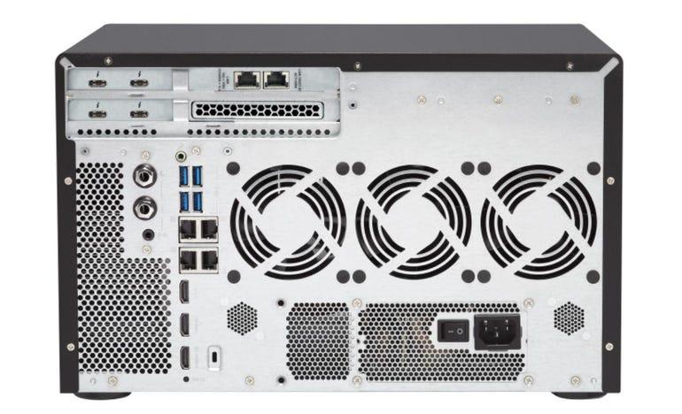 QNAP TVS-1282T3 Thunderbolt 3