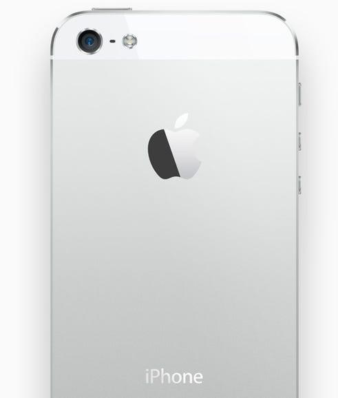 9: iPhone 5