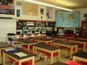 Classroom-Earth Science Classroom-Photo from NASA MY NASA DATA site