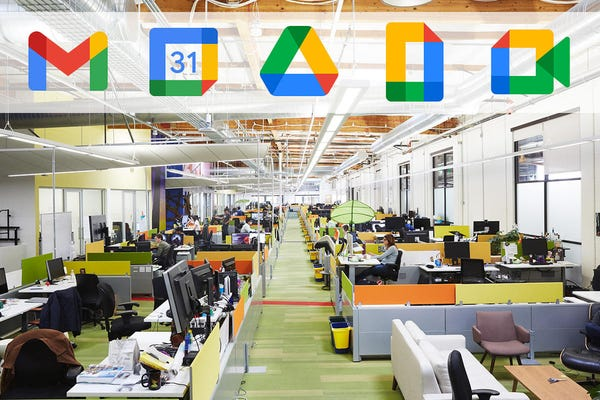How Google is continuing to chip away at Microsoft's productivity dominance