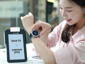Samsung Pay now available on Gear S3 in Korea