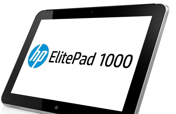 The Hewlett-Packard ElitePad 1000