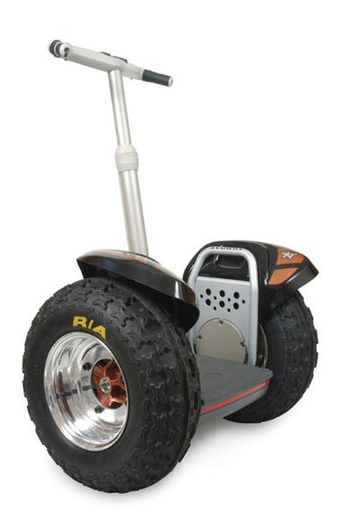 Photos: Segway's rolling technology