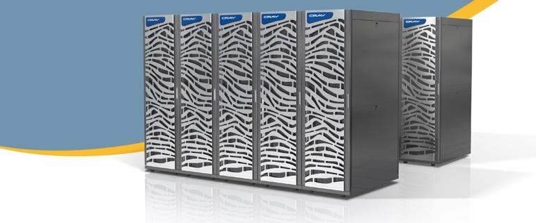 Cray CS500 cluster systems