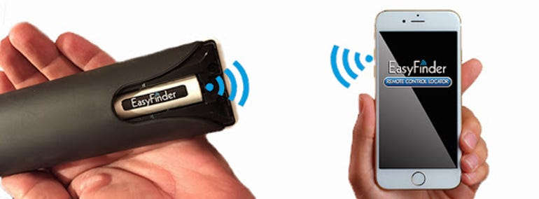 EasyFinder gives your battery operated device a brain ZDNet