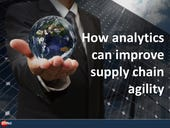 How analytics can improve supply chain agility