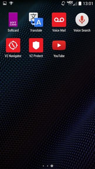 Some Verizon apps