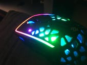 Kickstarter hands-on: A mouse with a fan for sweaty palms