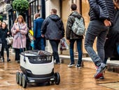 These figures confirm what people think about robot delivery