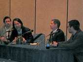Sparks fly over copyright at Tech Policy Summit