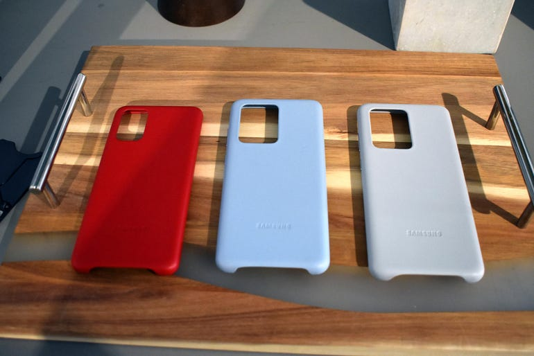 Cases for Samsung Galaxy S20 lineup