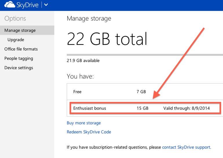 Microsoft luring iCloud refugees with free 15GB SkyDrive - Jason O'Grady