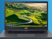 Hands on: How enterprise-ready is Acer Chromebook 14 for Work?