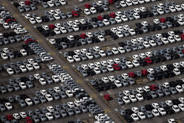 Bought a car recently? Anyone might have your personal data