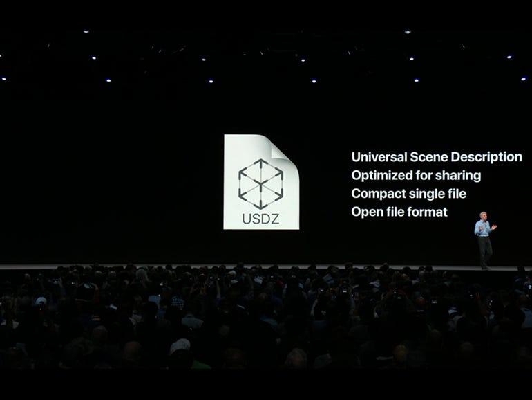 iOS 12: Introducing USDZ