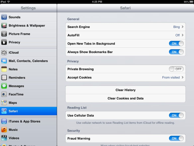 iOS 6 and stealth DNT support