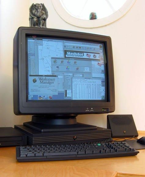 NeXTStation Turbo Color: 1993
