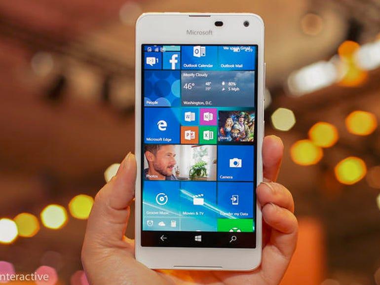 Microsoft Lumia 650 ($199)