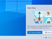 New Windows 10 test build adds a Skype 'Meet Now' taskbar feature