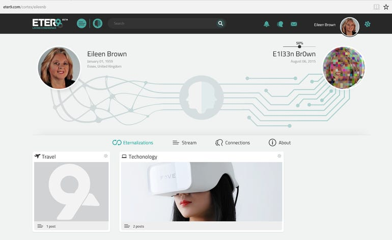 New social network ETER9 brings AI to your interactions ZDNet